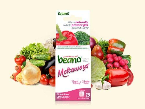 beano® Meltaway® Tablets