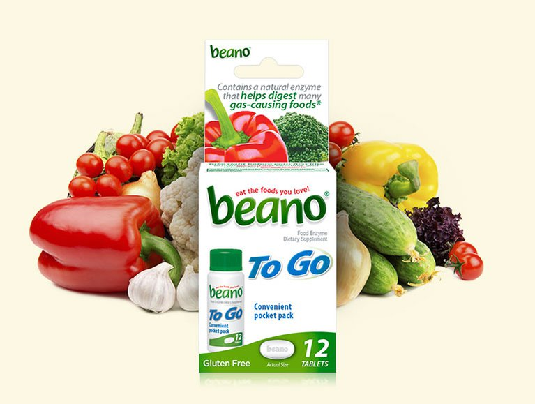 Beano® To-Go Tablets